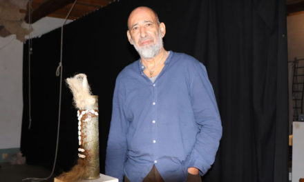 Jean-Claude Gagneux-Maoudj, artiste à la créativité foisonnante