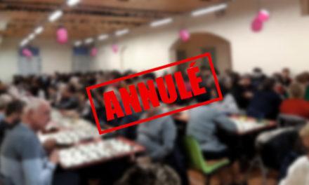 Aimargues : Lotos et manifestations annulés