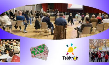 Lotos et Téléthon : les associations réunies pour parler organisation en période de Covid
