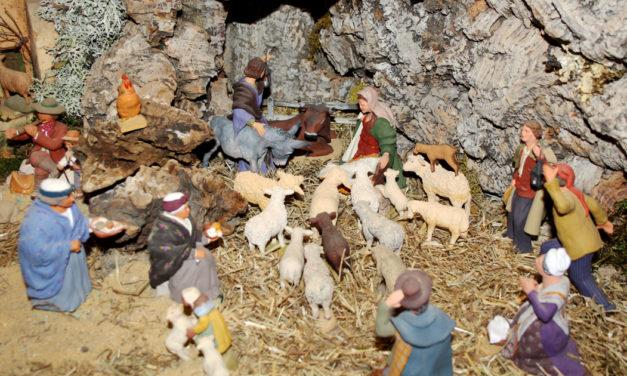 Des origines du santon et de la crèche en Provence