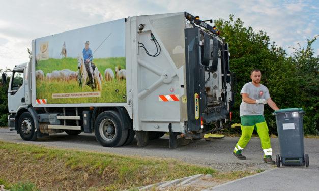Info : Collecte des déchets pour les fêtes de fin d'année