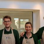 Louis, le petit-fils de René, fait perdurer la tradition de la fromagerie en la modernisant