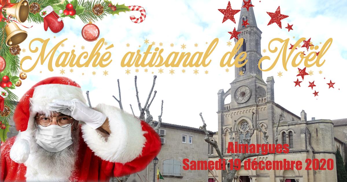 Aimargues organise son premier marché artisanal de Noël