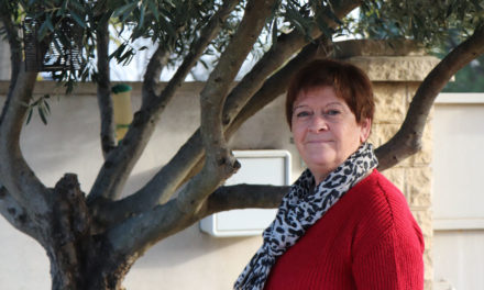 Marie-josé Querel, très investie dans la défense et la promotion de la Course Camarguaise