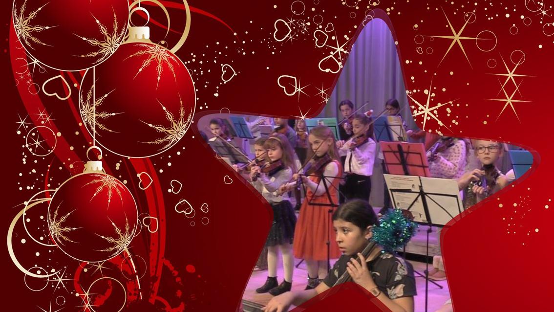 « Concertino de Noël virtuel » par les élèves de l'école de musique de Petite Camargue