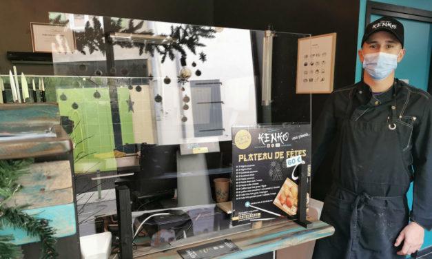 Kenko, restauration rapide japonaise, a ouvert sur Vauvert