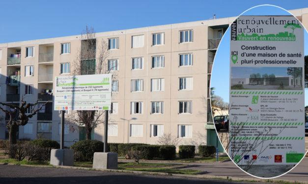 La convention de renouvellement urbain est actée