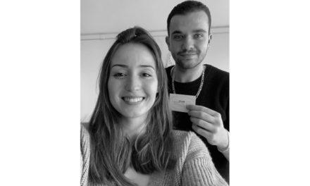 Lucie Lambert et Nicolas Nieto, éducateurs spécialisés pour enfants et ados