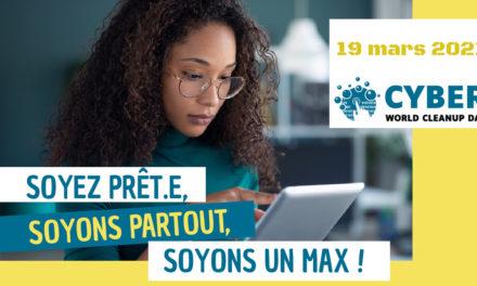 Nettoyage numérique en Petite Camargue : 1 Mo supprimé, ce sont 19g de CO2 non émis !