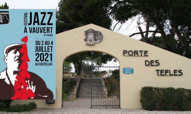 Jazz à Vauvert du 2 au 4 juillet 2021 : Des concerts exceptionnels !