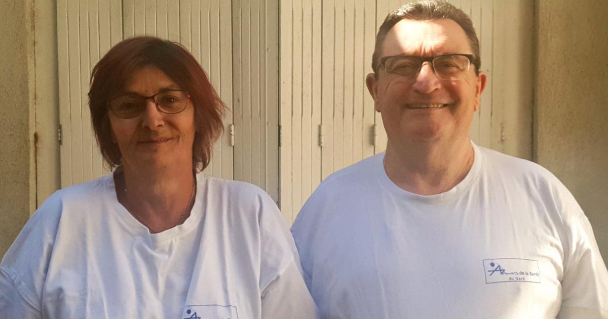 Les Amis de la Santé du Gard à Aimargues, une association pour aider les personnes face aux addictions !