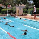 La piscine municipale a ouvert ses portes au public