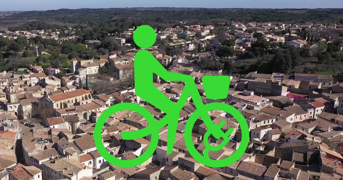 200 € d'aide pour un vélo à assistance électrique : le coup de pouce de la Ville de Vauvert !