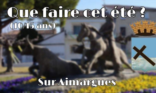 Que faire cet été à Aimargues ?