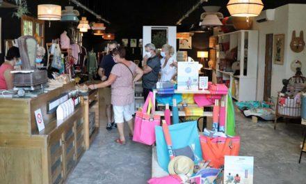 Boutique et salon de thé « Comme à la maison » ont été inaugurés