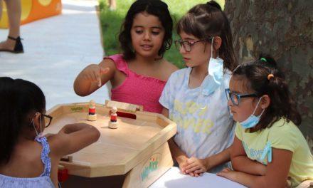 Le centre social Rives a organisé sa « mini » fête du Jeu
