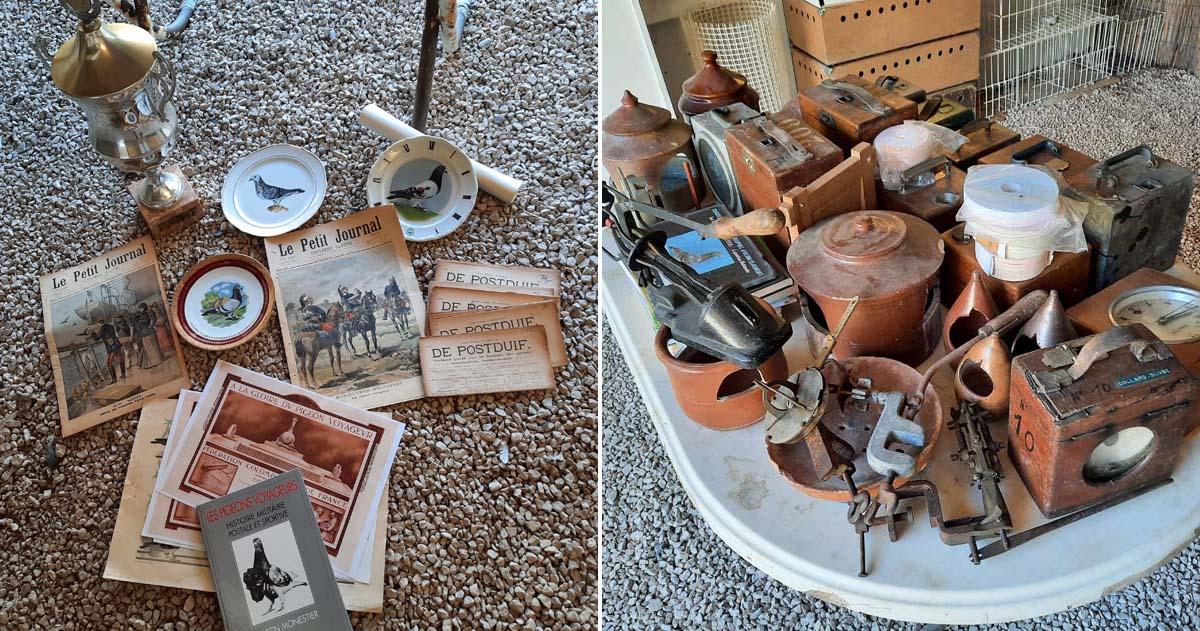 Le Cailar : Le Petit Musée grandit de jour en jour
