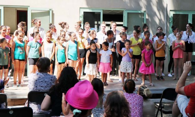 Fête et mini gala du centre culturel