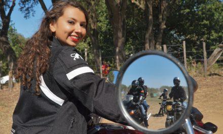 Déjeuner  offert par le moto cross AUX PRÉS DES FIAOU