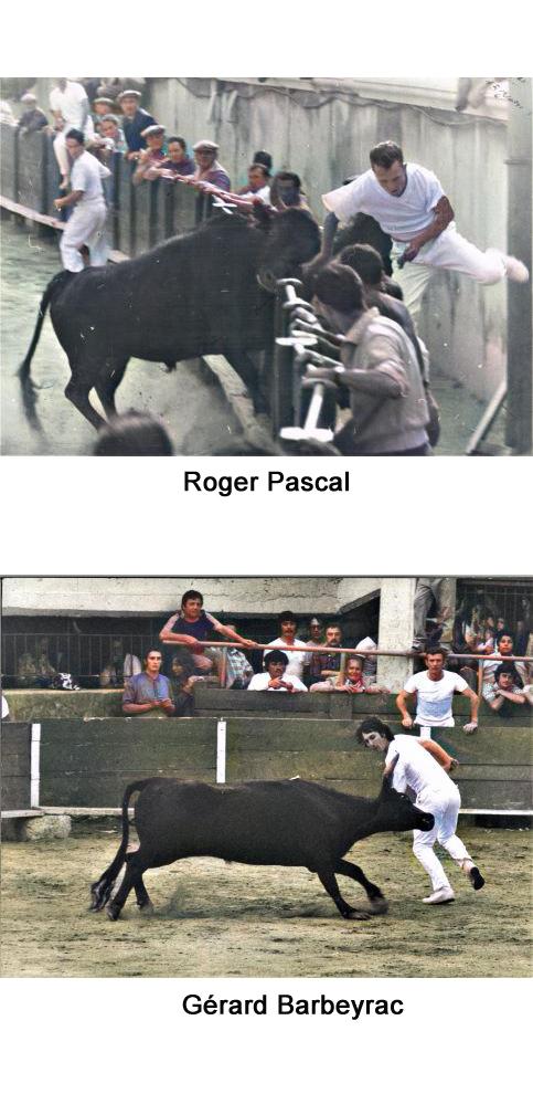 R Pascal G Barbeyrac