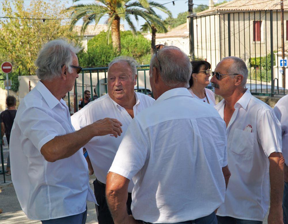 Roger Pascal et ses amis