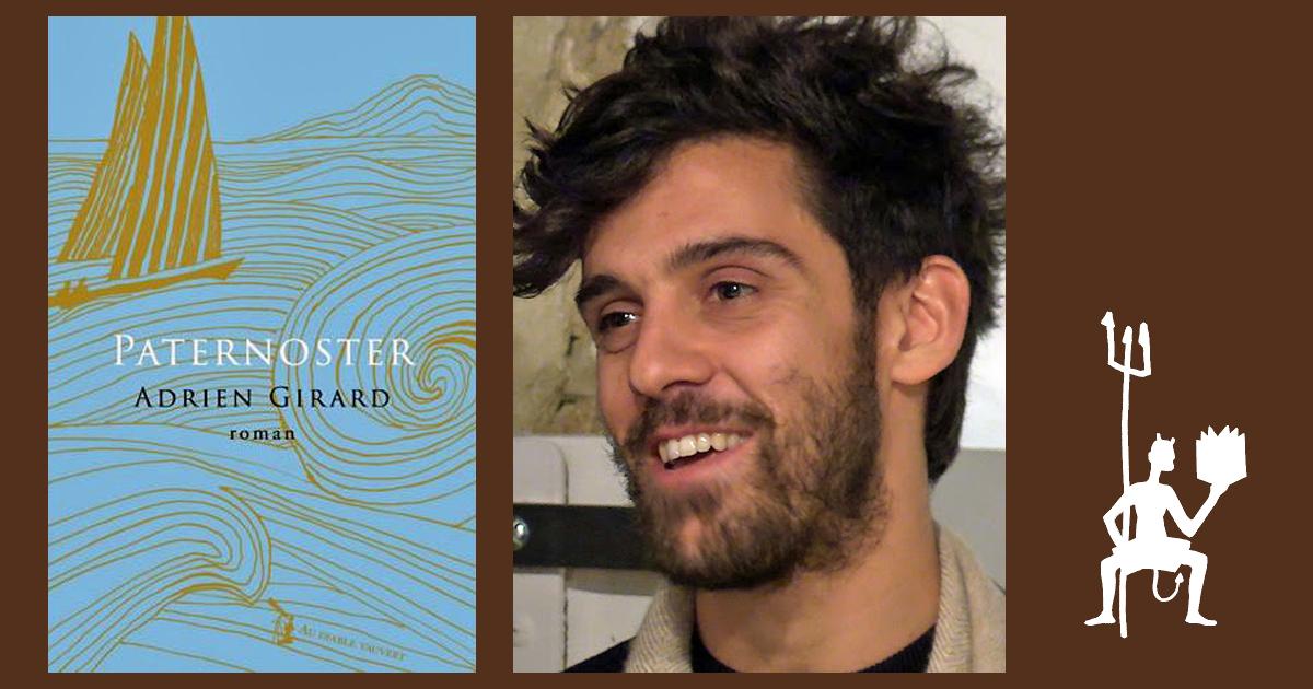 Adrien Girard, Prix Hemingway 2016, publie son premier roman au Diable Vauvert