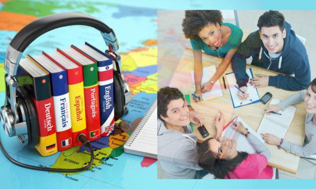 Apprenons les langues en Europe !