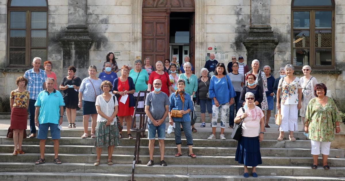Une semaine dans les Landes pour 45 seniors vauverdois