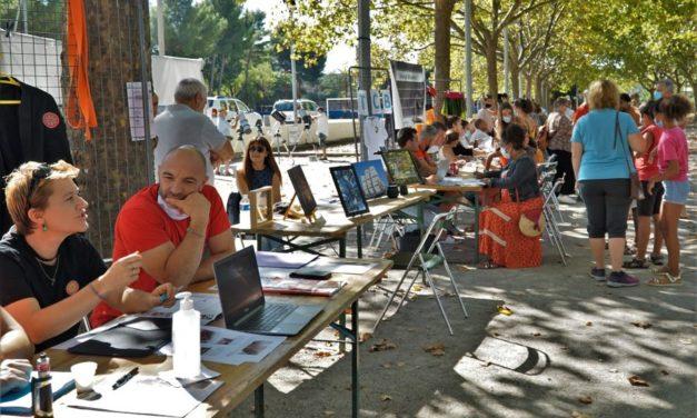 Forum des associations à Beauvoisin