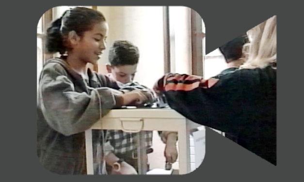 25 ans déjà… Le Conseil municipal d'enfants 1996