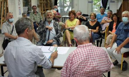 La Société d'Histoire de Posquières-Vauvert écrit une nouvelle page