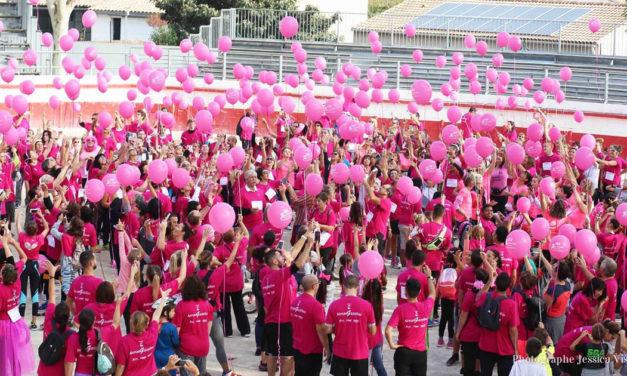 Les AimarGazelles organisent leur journée contre le cancer du sein dimanche 24 octobre