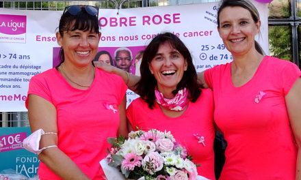 Les Démoniaks de Vauvert ont récolté 1 145 € en faveur du dépistage du cancer du sein