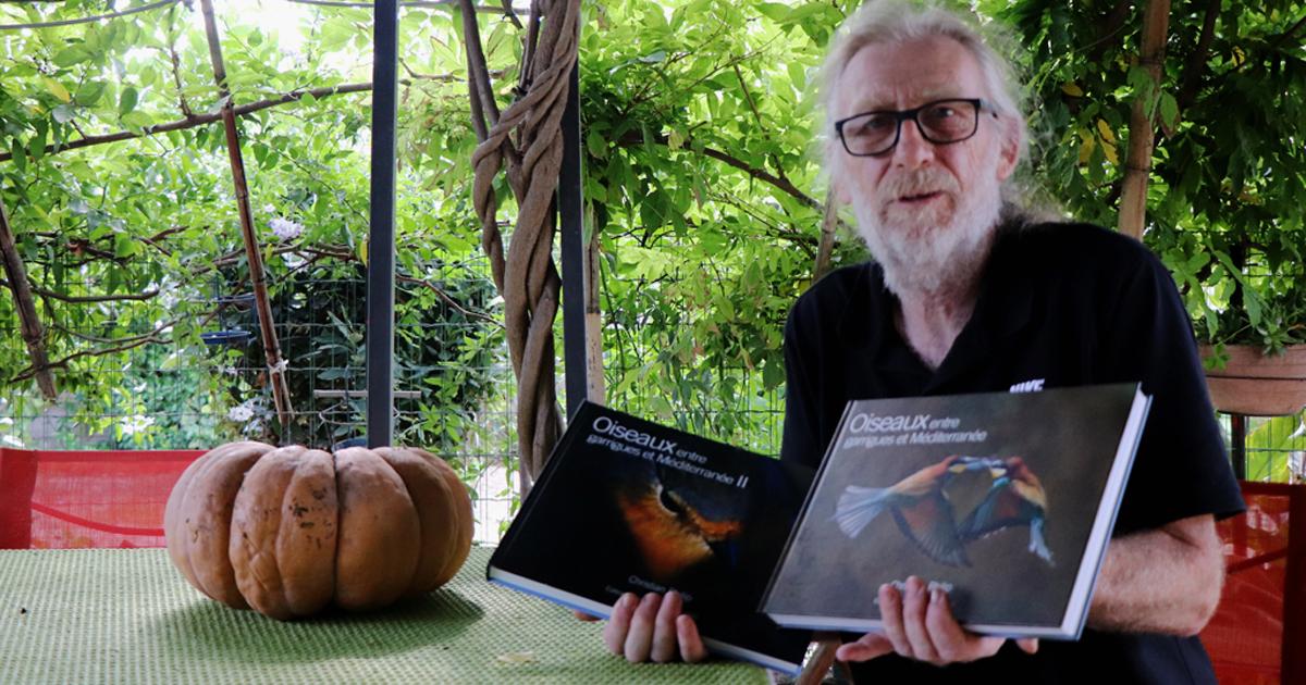 Le photographe Christian Philip prépare un nouvel ouvrage en partie dédié à la Petite Camargue