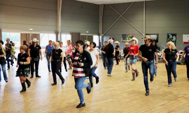 Un Festival de danses et musique Country réussi